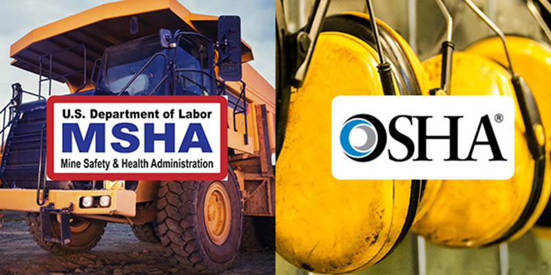 The Significant Differences Between MSHA and OSHA Noise Standards