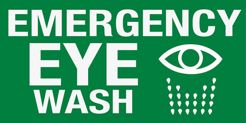 Understanding the Requirements for Emergency Eyewashes and Showers