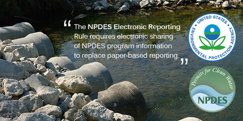 Status of e-Reporting for Industrial NPDES Permits in the Southeast