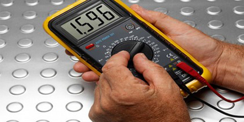 Electrical Safety: Testing for Voltage