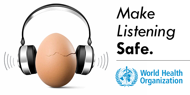 World Hearing Day is March 3, 2019