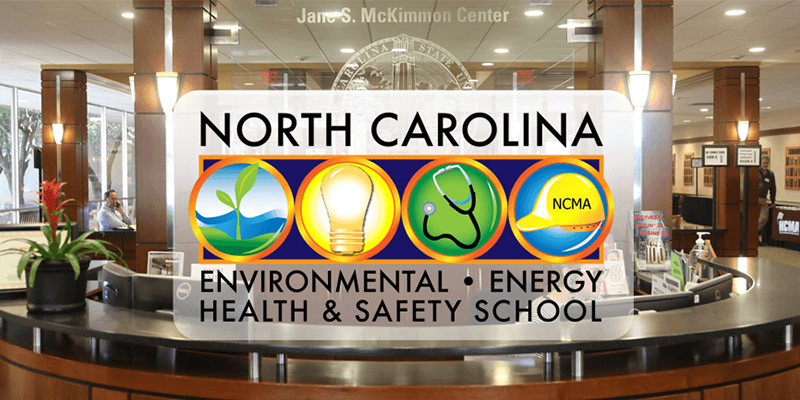 EI to Speak at 18th Annual NCMA EEHS School August 5th thru 6th in Raleigh