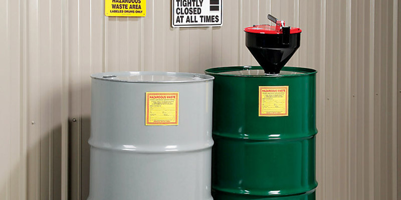 RCRA Requirements: Does Your Facility Generate Hazardous Waste?