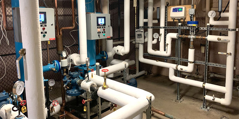 COVID-19 Recovery Guidance: Water System Restart from No- or Low-Occupancy Operation